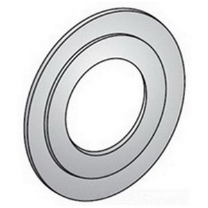 "OZ Gedney RW-2S Reducing Washer, 3/4"" x 1/2"", Steel"