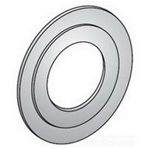 "OZ Gedney RW-4S Reducing Washer, 1"" x 3/4"", Steel"