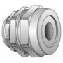 """OZ Gedney SR-502 Strain Relief Connector, Gold Seal Series, 1/2"""", 2.54 - 5.08"""", Malleable Iron/PVC"""