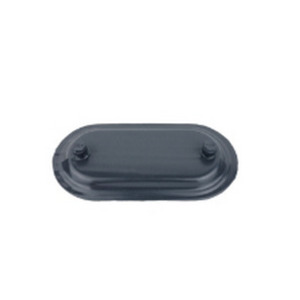 "Ocal 270F-G PVC Coated Cover, 3/4"", Form 7, PVC Coated"