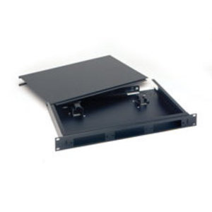 Optical Cable RTC1UB Rack Mount Cabinet, Cover/Fiber Management, 18-Port