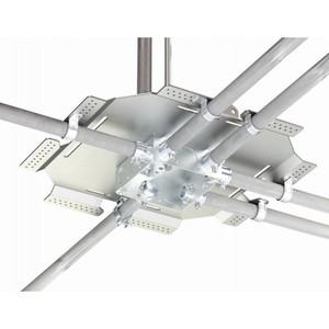 "Orbit Industries BCHS-6S Box and Conduit Hanger Support, 13.3"" x 13.3"""
