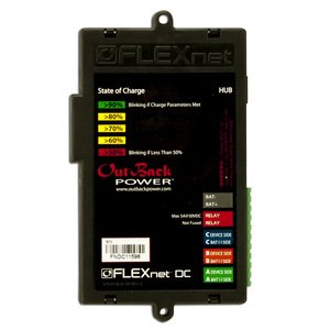 Outback Power FN-DC FLEXware - Flexnet DC Monitor