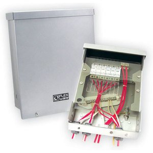 Outback Power FWPV-8 Combiner Box, 8 Circuit