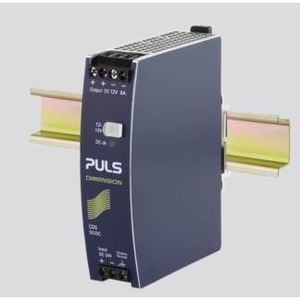 PULS CD5.121 Power Supply, DC/DC Converter, 96W, 8A, 15VDC Output, 24VDC Input