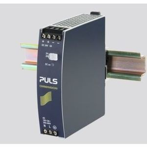 PULS CS5.241 Power Supply, 120W, 5A, 28VDC Output, 100 - 240VAC Input, IP20