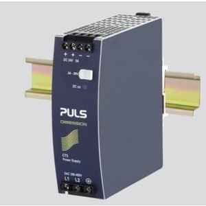 PULS CT5.241 Power Supply, 120W, 5A, 28VDC Output, 480VAC Input, IP20