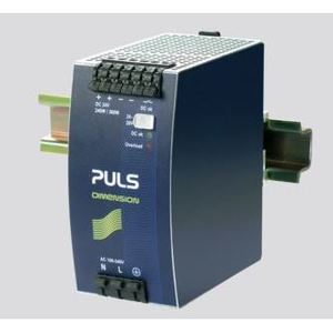 PULS QS10.241 Power Supply, 240W, 10A, 28VDC Output, 240VAC, 150VDC Input, IP20
