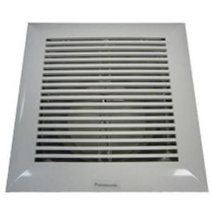 "Panasonic FV-NLF06G 6"" Grille White"
