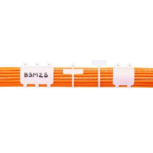 Panduit BM4S-C Marker Tie, Wrap, 15.1L (384mm), Standar