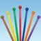 Panduit BT1M-M6 Cable Tie, Metal Barb, 4.0L (102mm), Min
