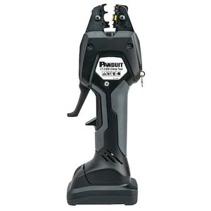 Panduit CT-2300/ST Battery Powered Micro-Crimping Tool, 1.7 Ton Force