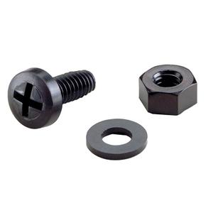 Panduit F14PN-L Accessory, Plastic Bolt and Nut Kit, Fib