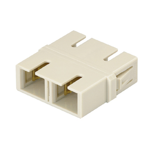 Panduit FADSCZBU-L SC Dupl Fiber Optic Adapter BU (Zirc)