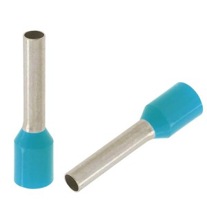 Panduit FSD74-8-D Insulated Ferrule, Single Wire, 24 AWG, Copper
