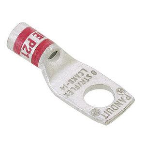 Panduit LCAX450-12-6 Copper Compression Lug, 1 Hole, 450 kcmi