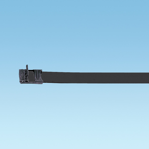 """Panduit MSC6W63T15-L6 MS Strapping, 316 SS, Nylon FC, .63"""" (15"""