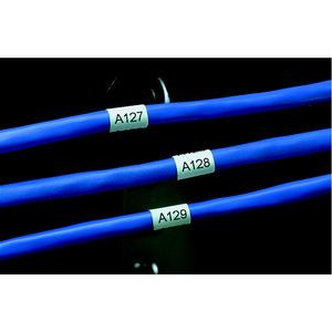Panduit N100X125CBT *TT ADH NON-LAM VYL CLTH LBL 1IN X1.25IN WH