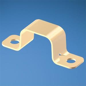 Panduit PMR5MSAL-X Raceway Mounting Strap, Almond, PMR5 Series, Limited Quantities Available