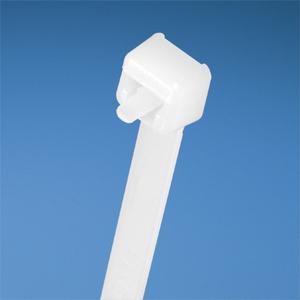 Panduit PRT2S-M4Y Cable Tie, Releasable, 7.4L (188mm), Sta