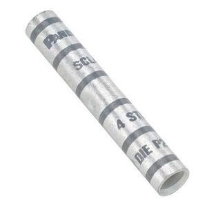 Panduit SCL8-L Copper Compression Butt Splice, Long Bar
