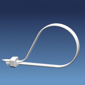Panduit SST1M-C Cable Tie, 2-Piece, 4.0L (102mm), Miniat