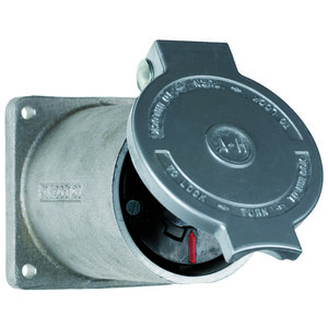 Pass & Seymour 26420 Fo W/cover 60a600v