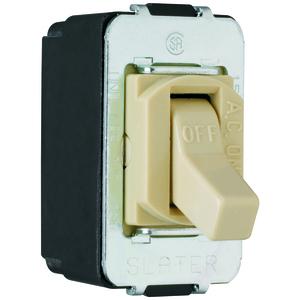 Pass & Seymour ACD1-I 15 Amp, 120/277 Volt, Despard Toggle, Ivory