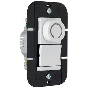 Pass & Seymour DR1103P-WV 1100W DECOR ROTARY