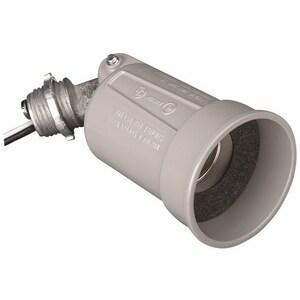Pass & Seymour PAR1 OUTDOOR LAMPHOLDER
