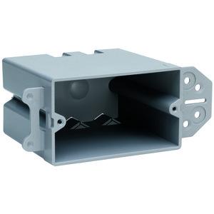 Pass & Seymour PH122-B Steel Stud Bracket Box, Steel