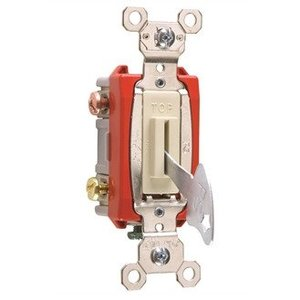 Pass & Seymour PS20AC3-IL Industrial Extra-Heavy Duty Specification Grade Switch