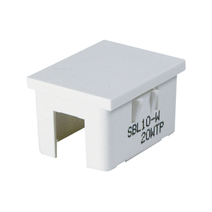 Pass & Seymour SBL10-W SMOOTH BLANK KIT OF 10