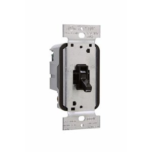 Pass & Seymour T600 Toggle Dimmer 600w/sp
