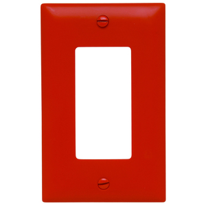 Pass & Seymour TP26-OR TRADEMASTER WALL PLATE