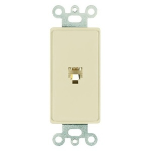 Pass & Seymour 26TE14-I Telephone 1outlet 4wire