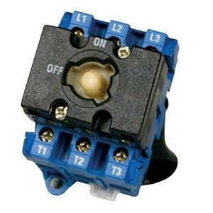 Pass & Seymour PS30-RSAX Safety Switch, Replacement, Non-Fused, with Auxiliary Contacts, 30A