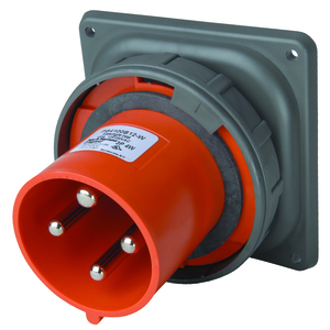 Pass & Seymour PS4100B12-W P/S INLET 4W 100A