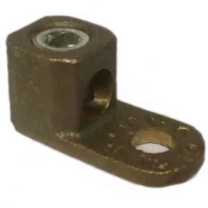 Penn-Union PNL-4 14-4 AWG Bronze Solderless Lug