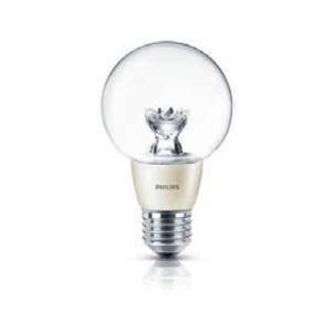 Philips Lighting 120V-END-G25-E26-4.5W-2700K-DIM LED Lamp, Dimmable, G25, 4.5W, 120V, Clear
