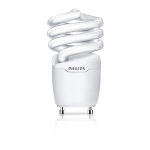 Philips Lighting EL/MDTQS-23W-GU24 Compact Fluorescent Lamp, 23W, EL/MdtQS, 2700K