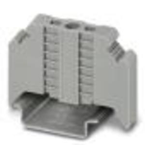 Phoenix Contact 0800886 Terminal Block End Clamp, Width: 9.5mm, Gray
