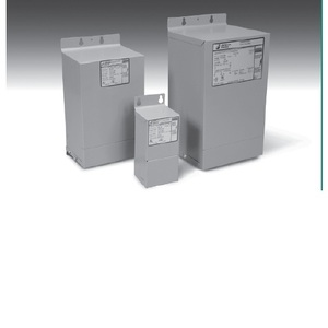Pioneer Power Solutions 411-0091-000 Transformer, Encapsulated, 2KVA, 240/480 x 120/240, 1PH, 3R