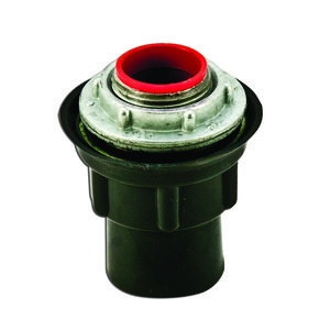 "Plasti-Bond PRST2 Conduit Hub, 3/4"", PVC Coated"