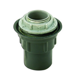 "Plasti-Bond PRST3 Conduit Hub, 1"", PVC Coated"