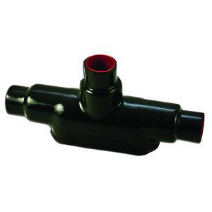 """Plasti-Bond PRTB27 Conduit Body, 3/4"""", Type: TB, Form 7 , PVC Coated"""