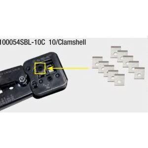 Platinum Tools 100054SBL-10C Ez-rj45 Crimp Tool Replace Blades