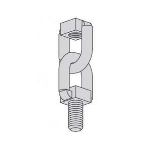 Power-Strut PS203-3/8-EG Swivel Joint