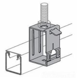 Power-Strut PS2632-D-9/16-EG Swing Gate Fixture Hanger