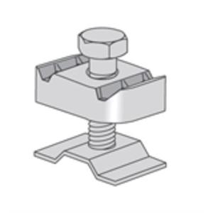 """Power-Strut PS3500-3/8-5/8-EG Seismic Rod Stiffener, 3/8 to 5/8"""", Steel"""